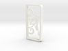 iPhone 5 case for Supermoto personalized with name 3d printed