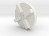 Universal Spreader/Seeder Disk 1/32 3d printed