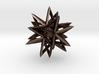 ikosaeder kante stern 3d printed