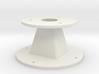 Throat adapter — custom job 3d printed