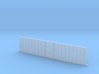 N scale 1/160 Milwaukee Road Beer (insulated) Car  3d printed