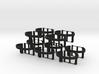 nanolet   medium x10 3d printed