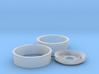 1/12 Universal Midget 12 Inch Halibran Wheel 3d printed