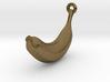 Banana Pendant 3d printed