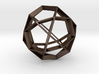 Polyhedral Sculpture #21 3d printed