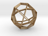 Polyhedral Sculpture #21A 3d printed