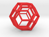 Polyhedral Sculpture #22 3d printed