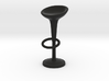1:39 Scale Model - Bar Stool 01 3d printed