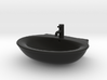 1:39 Scale Model - Sink 01 3d printed
