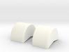 1/24th 40 inch wheel tubs 3d printed