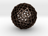Polyhedral Sculpture #30A 3d printed