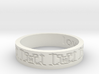 by kelecrea, engraved: love forever  3d printed