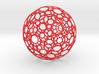 Hollow Sphere 3d printed