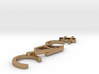 #Hashtag-Earring - #Chic (Single) 3d printed
