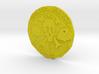 Monkey Island 3   Verb Coin 3d printed