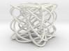 golden knot 3d printed
