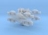 Modern Warwell/Warflat Detailing Pack 3d printed