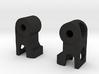 Miniature Figure Highheeled Legs 3d printed