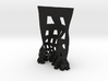Developing dragon curve (Large) 3d printed
