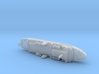 MV Isle of Arran (1:1200) 3d printed