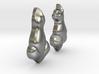 Cat Earrings - body 3d printed