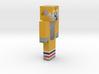 6cm   abootflock 3d printed