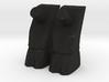 Goat Legs Standard Leg Extensions for Minimates 3d printed