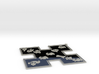 Locust tags 3d printed