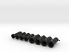 Sewer pipe, rioolbuis 400,600,800 mm, schaal 1:87 3d printed