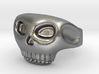Jack Sparrow Johnny Depp Pirate Skull Ring 3d printed