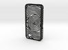 IPhone 4/4S - Swirl Case 3d printed