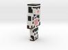 6cm | tamecows 3d printed