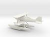 GAAR16 Gloster IIIA 1/144 3d printed