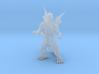 "Pyrosaurus - Solid Core 2"" 3d printed"