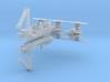 Sea King Fleet (8 Ships) 6mm 3d printed