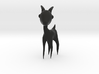deer 3d printed