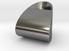Parabolic Duality Pendant 3d printed