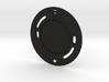 YingYang smoke detector (base) 3d printed