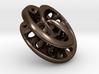 Mobius loop interlocked 3d printed