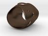 Armored Heart Bangle - Gode 3d printed