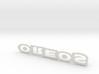Oreos Logo 3d printed