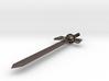 Master Sword Pendant 3d printed