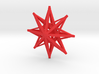 star3 ornament by Jorge Avila 3d printed