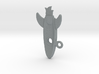 Launch-Me Rocket sans-initials 3d printed