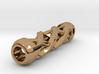 Tritium Lantern 2A (Silver/Brass/Plastic) 3d printed
