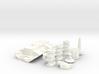1/8 SBC 3X2 Stromberg Intake System 3d printed