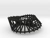 Triangular Möbius Cage 3d printed