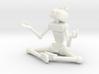 Serene Robot 3d printed