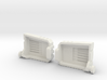 Echo Herc Kit V5 Crotch flaps only 3d printed