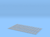 Steckleiter Teil B Fussteil Alu 2fach Set 3d printed